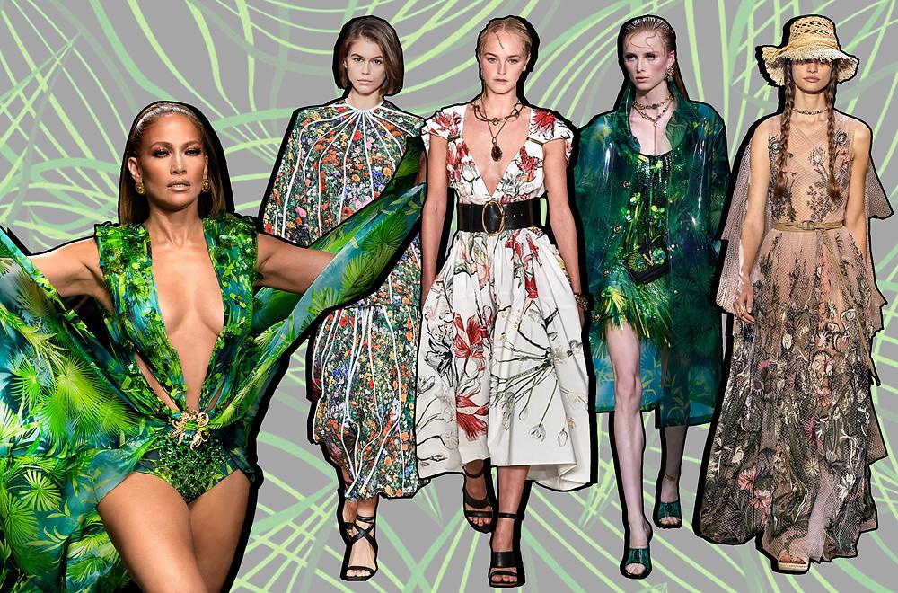 Alexander McQueen, Versace, Dior and Stella McCartney