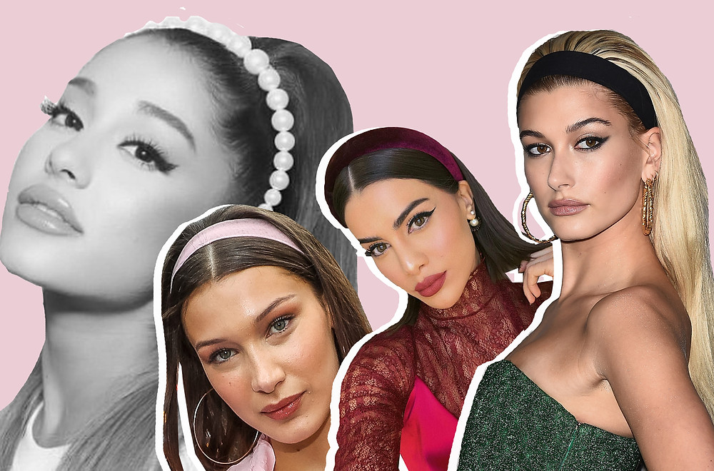 Ariana Grande, Bella Hadid, Camila Coelho and Hailey Beiber
