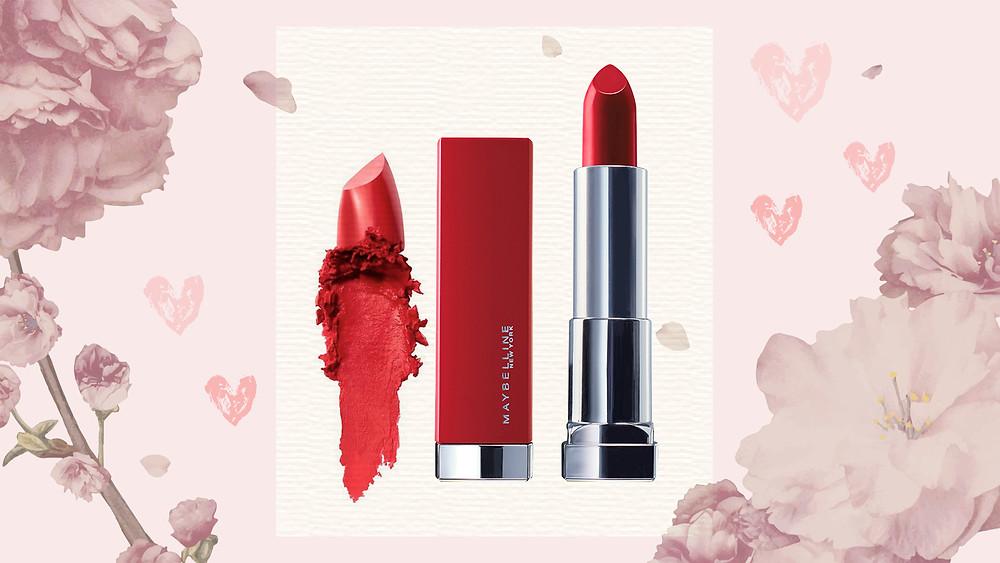 Maybelline Color Sensational 'Ruby For Me'