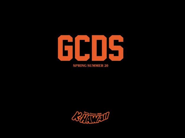 GCDS SS20 FASHION SHOW