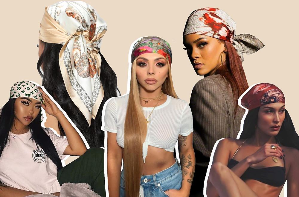 @cherrypop_ldn instagram, Fashion Nova, Jessy Nelson, Rihanna and Bella Hadid