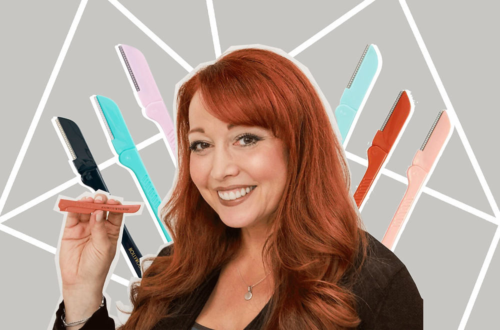 Amy Anzel, the creator of the HHollywood Browzer and Hollywood Browzer Products