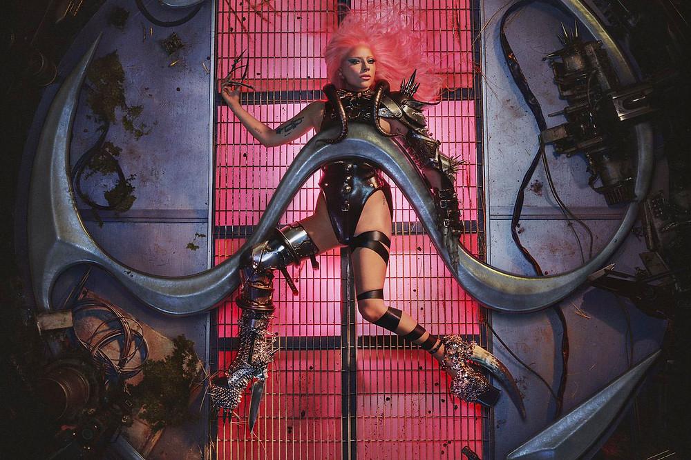 Lady Gaga 'Chromatica' Album Cover