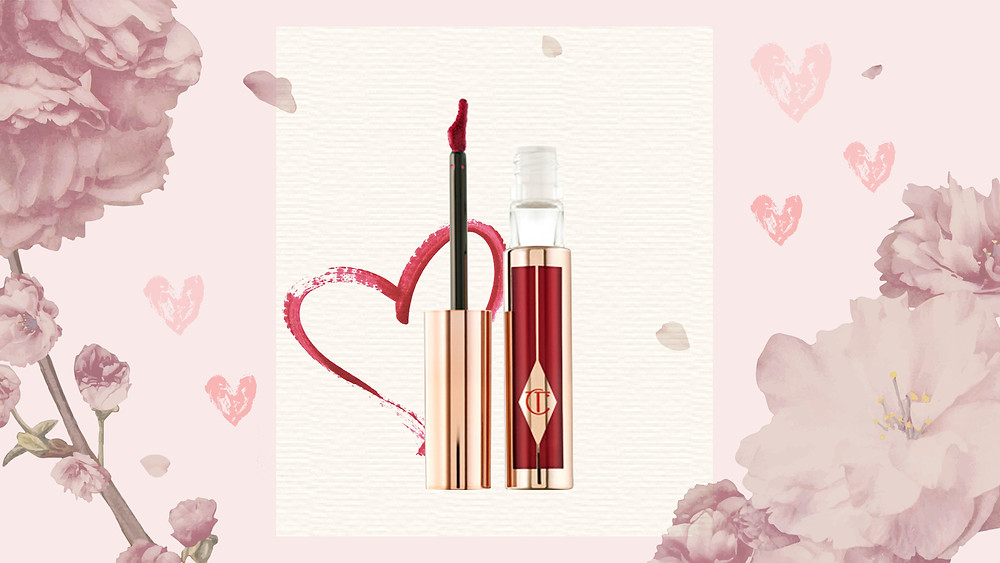 Charlotte Tilbury Hollywood Lips Liquid Lipstick 'Screen Siren'