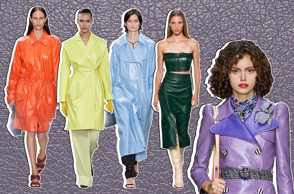 Bottega Veneta, Givenchy, Emilia Wickstead and Louis Vuitton