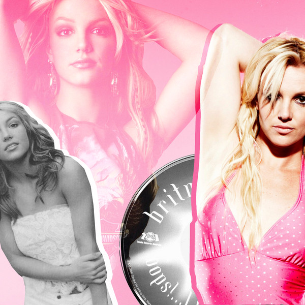 Oops, Britney Did It Again and This Time It's Vinyl