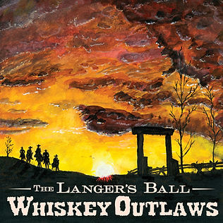 Irish Punk Whiskey Outlaws Langer's Ball