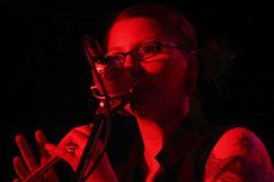 Hannah on the whistle, 2010