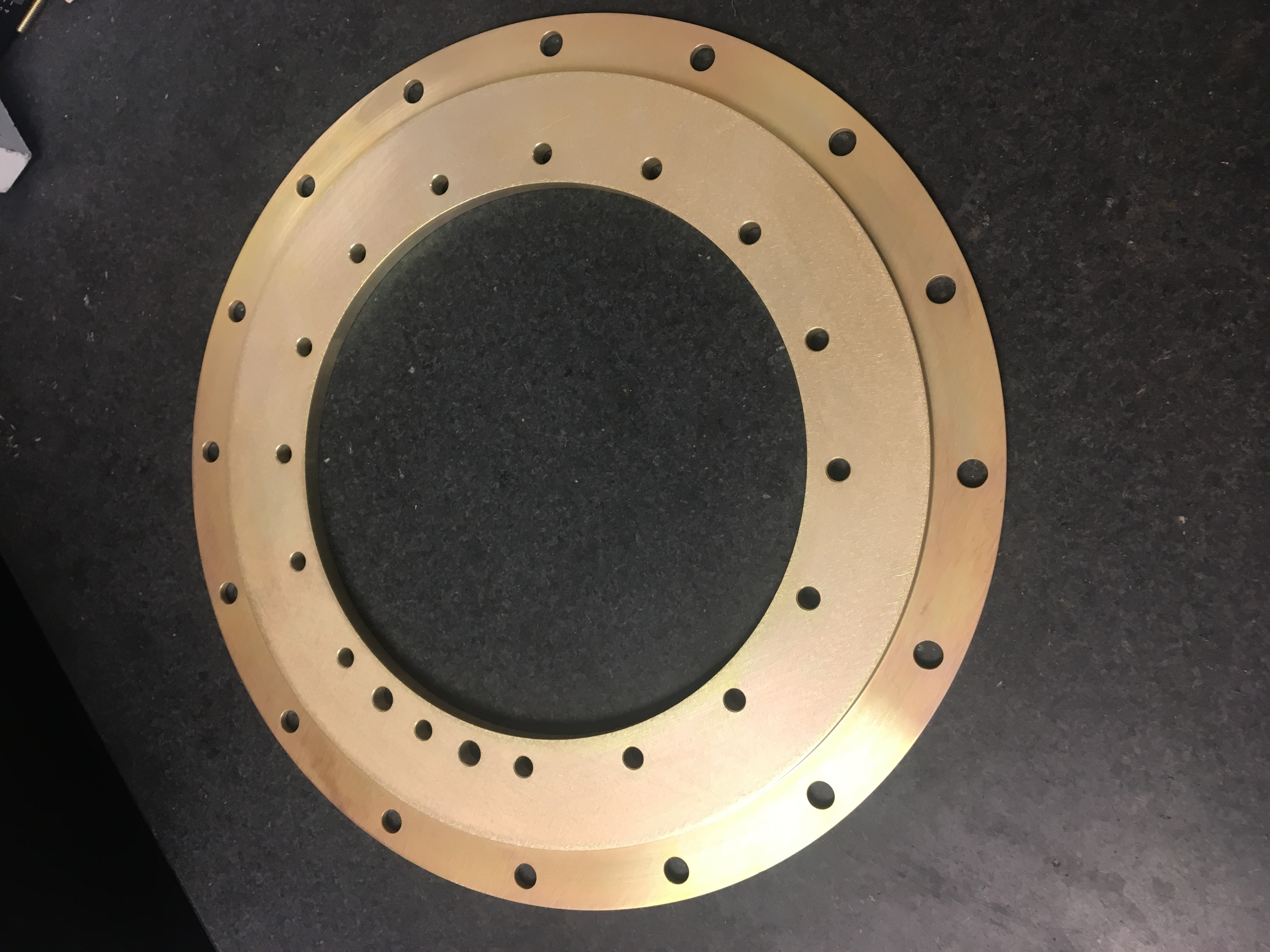 Spacer, Plate