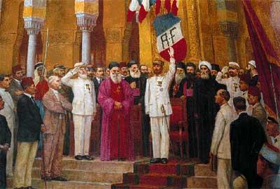 Triste anniversaire au Liban