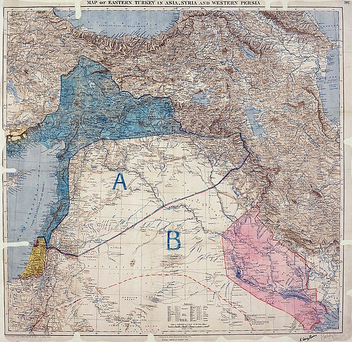 1024px-MPK1-426_Sykes_Picot_Agreement_Ma