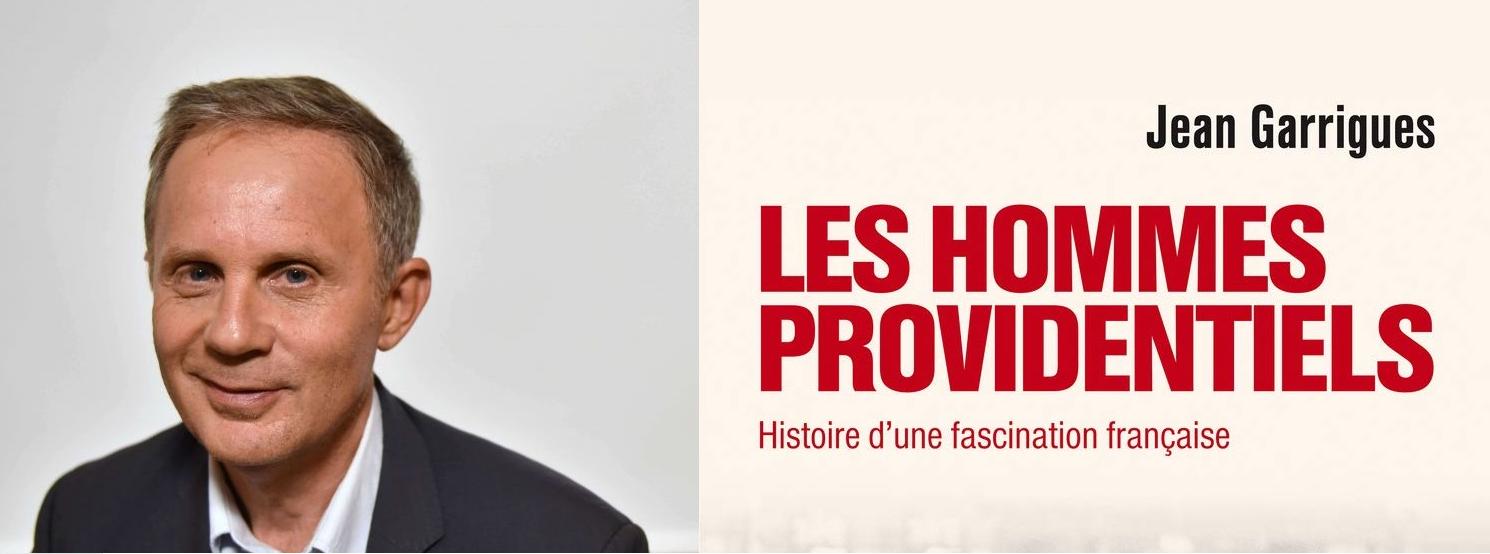 Conférence de Jean Garrigues