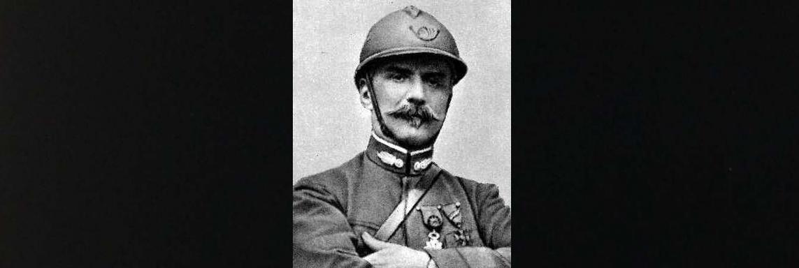 La résistance du Lieutenant-colonel Driant à Verdun