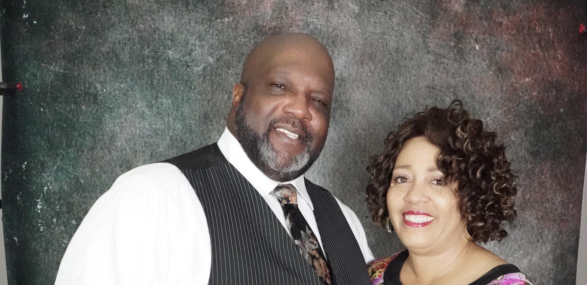 Elder Nathaniel & Karen Lumpkin