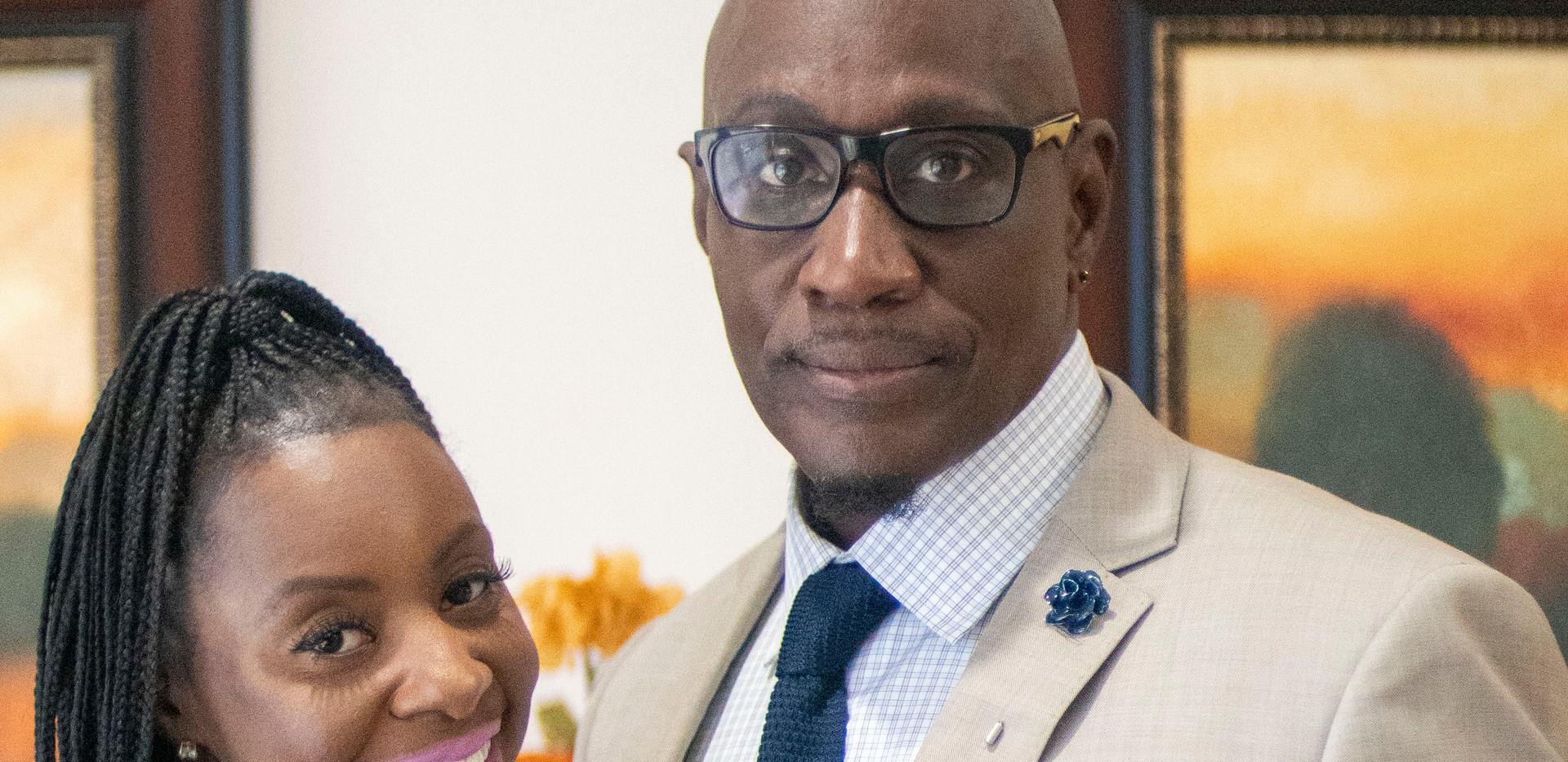 Assoc. Pastor Mike & Minister Keisha Stevenson