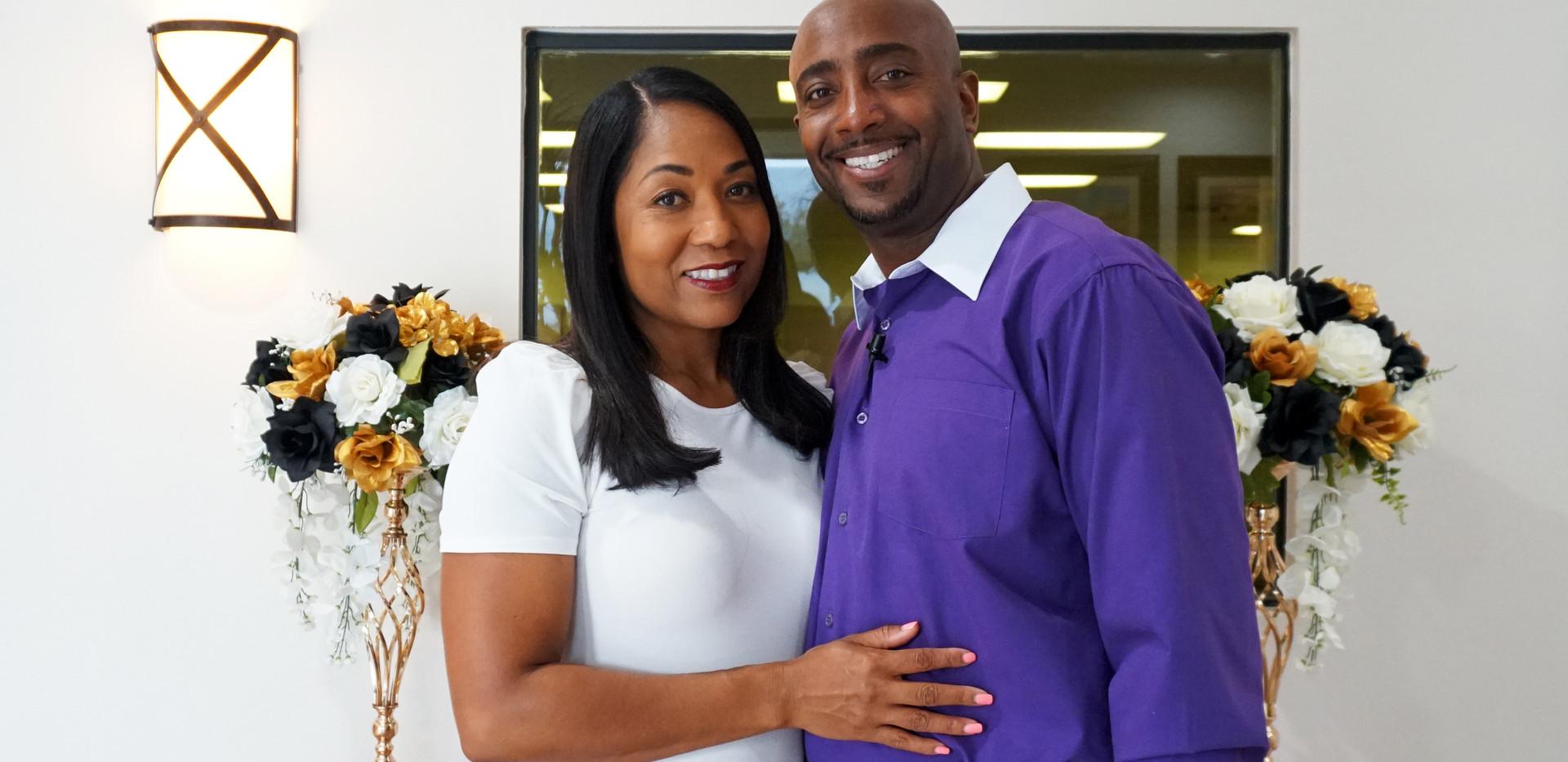 Sr. Pastor Mark & Lady Michelle Greenhouse