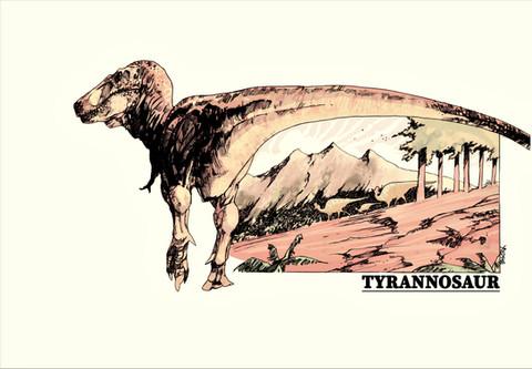 Young Tyrannosaur