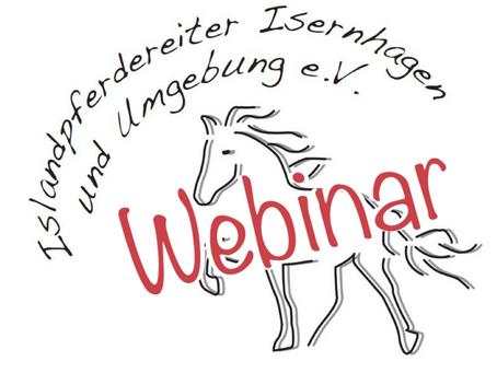 Next Webinar: Worldfengur - die Datenbank der Islandpferde mit Kristin Halldorsdottir