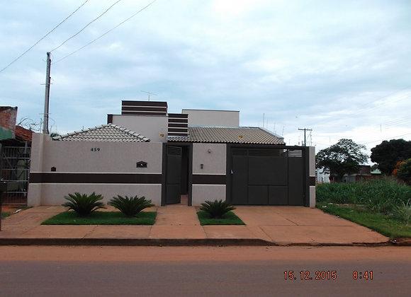 IMO122 (CASA) - Rua Irmãos Cameshi, 459 - Pq São Carlos