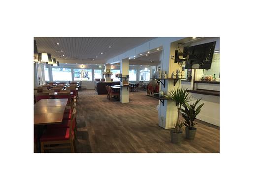 Renovering av matsalen