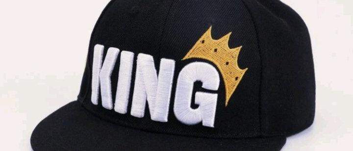Boys King Snapback