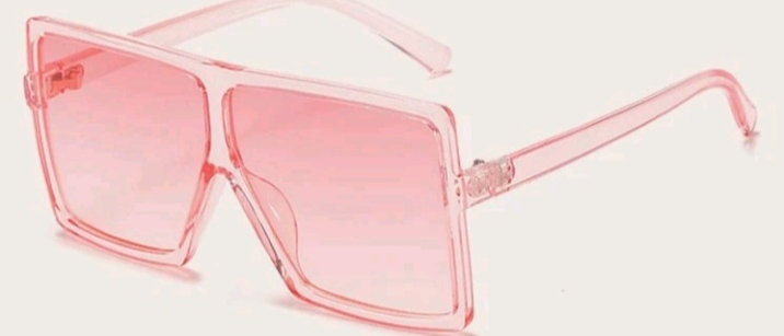 Girls Pink Sunglasses