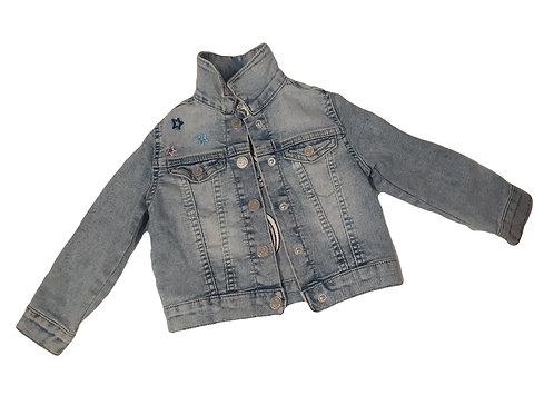 Light Blue Wash Jean Jacket