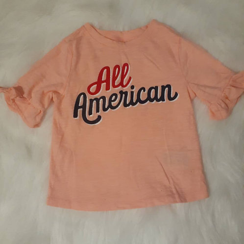 Gently Used All American Tee