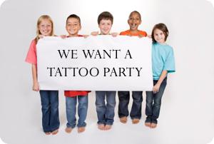 Tattoo Parties