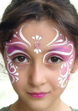 Face Painting w/ Gems