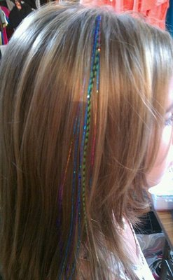 Tinsel / Feather infusions