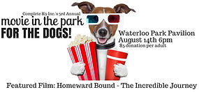 Movie in the park for the dogs-jpg poste