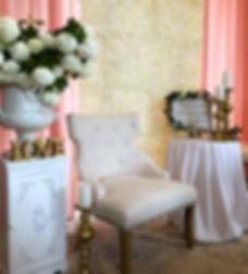 Soft Romantic Bridal Shower Backdrop Package