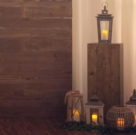 Prop - Wooden Column
