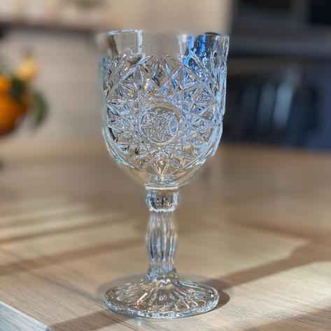 Royal Water Goblet