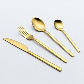 Flatware - Gold