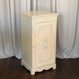 Furniture - White Vintage Side Table