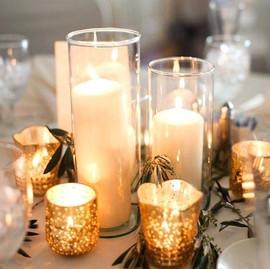 Glass Cylinder Vases - $2