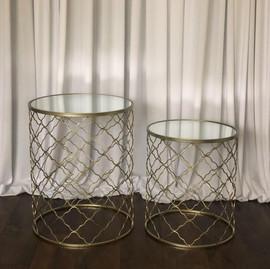 Furniture - Mirror Top Stand