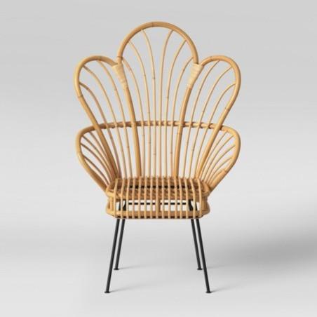Furniture - Rattan Peacock Chair