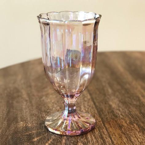 Pink Prism Goblet