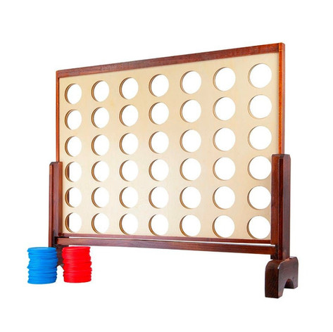 Lawn Game - Connect 4