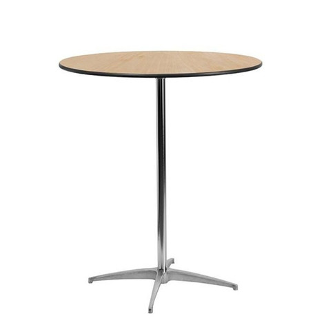 """30""""x 42""""H Bistro Table - $9"""