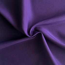 """Royal Purple - $0.60 Polyester 17""""x 17"""""""