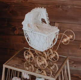 Prop - Tiny Baby Carriage