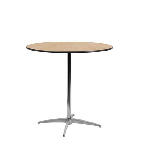 """30""""x 30""""H Bistro Table - $9"""