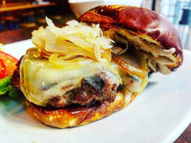 Featured Burger