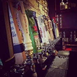 Drink local tonight with $5 craft beer from Chicago brewers #happyhour #chicagoloop