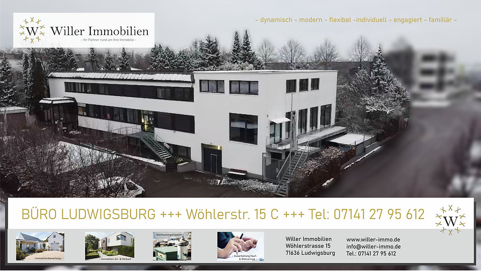 Willer Immobilien Ludwigsburg_ Immobilie