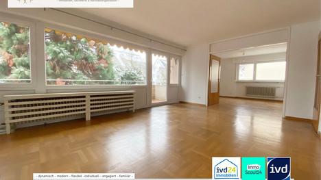 Wunderschöne Eigentumswohnung mit Garage und großem Balkon in ruhiger Wohnlage mit bester Anbindung.